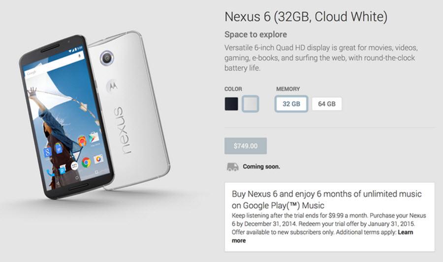 Nexus-6-in-Play-Store