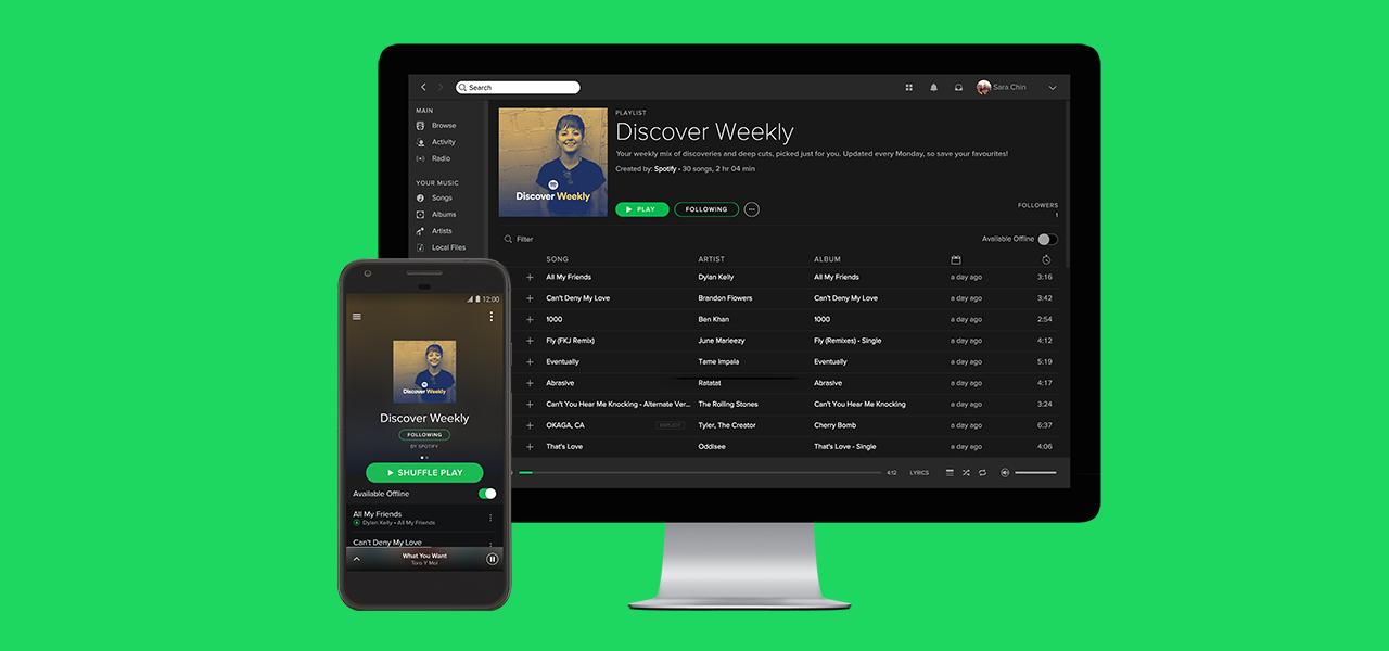 Playlist Merger 4 Spotify