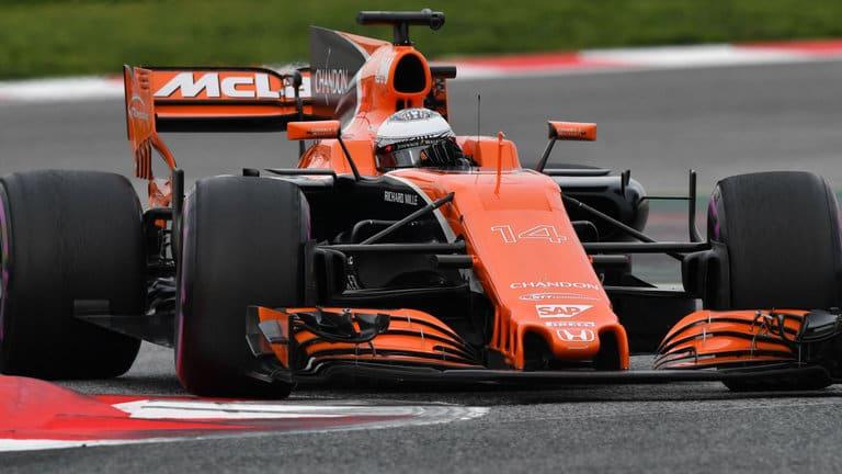 McLaren - Alonso