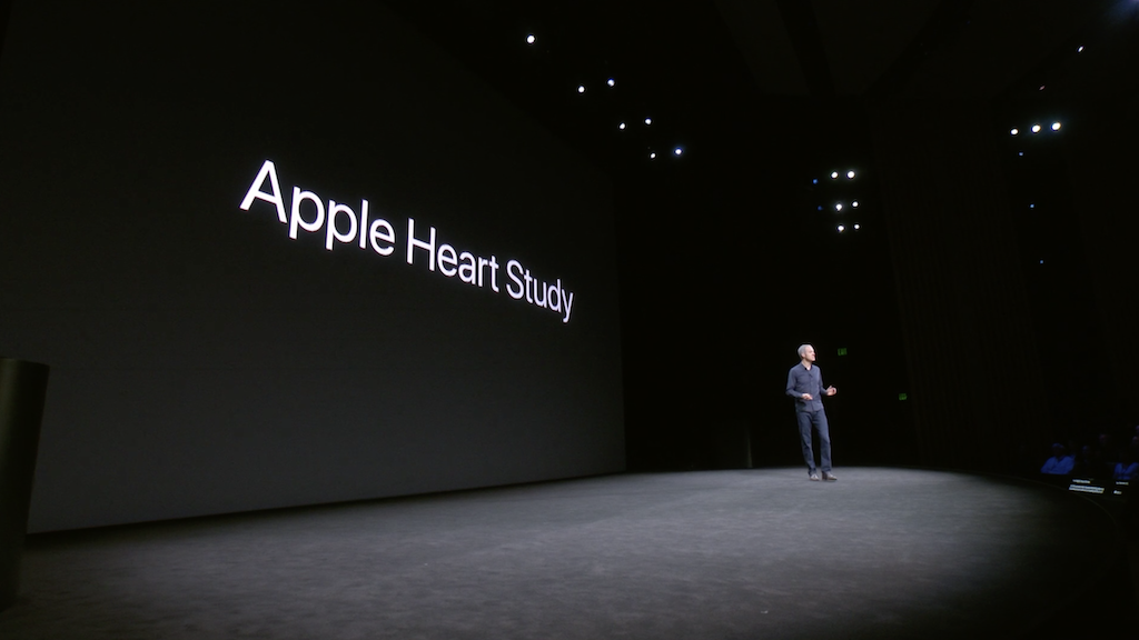Apple Hearth study