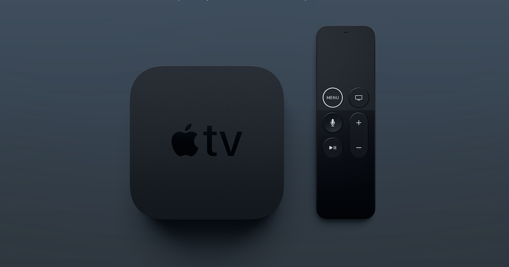 Siri Remote 4K