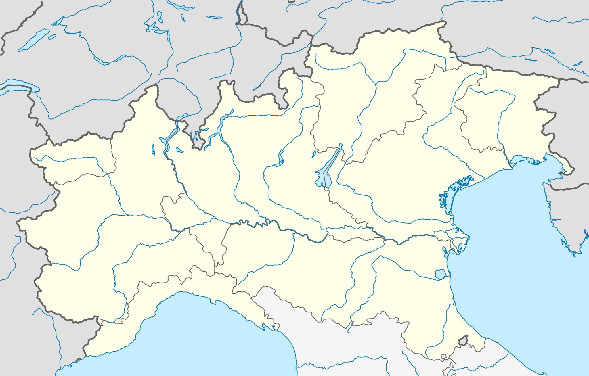 Meteo nord italia