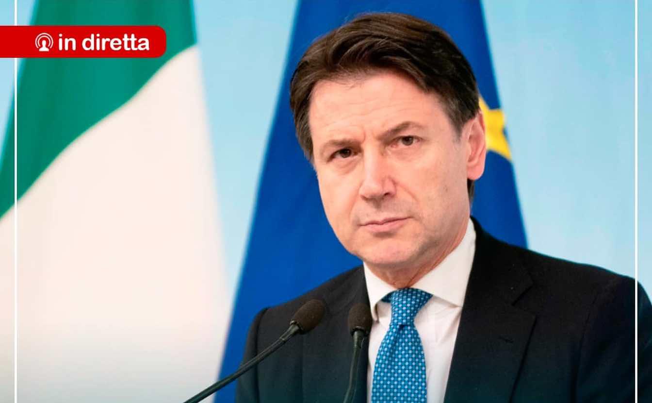 Giuseppe-Conte-diretta-facebook 18 ottobre