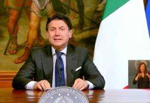 Giuseppe-Conte diretta nuovo Dpcm