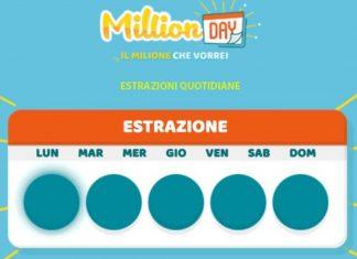 Million Day oggi: estrazione del 27 ottobre 2020, numeri e premi