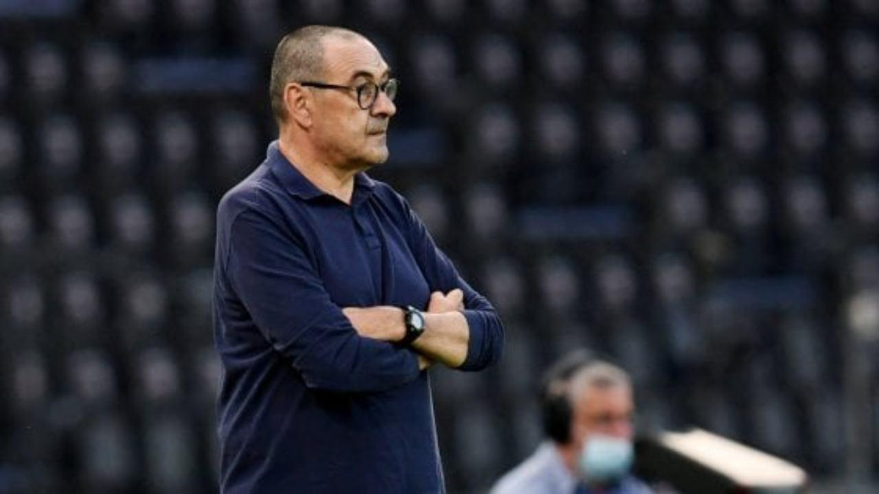 Juventus, Maurizio Sarri ha firmato la risoluzione del contratto