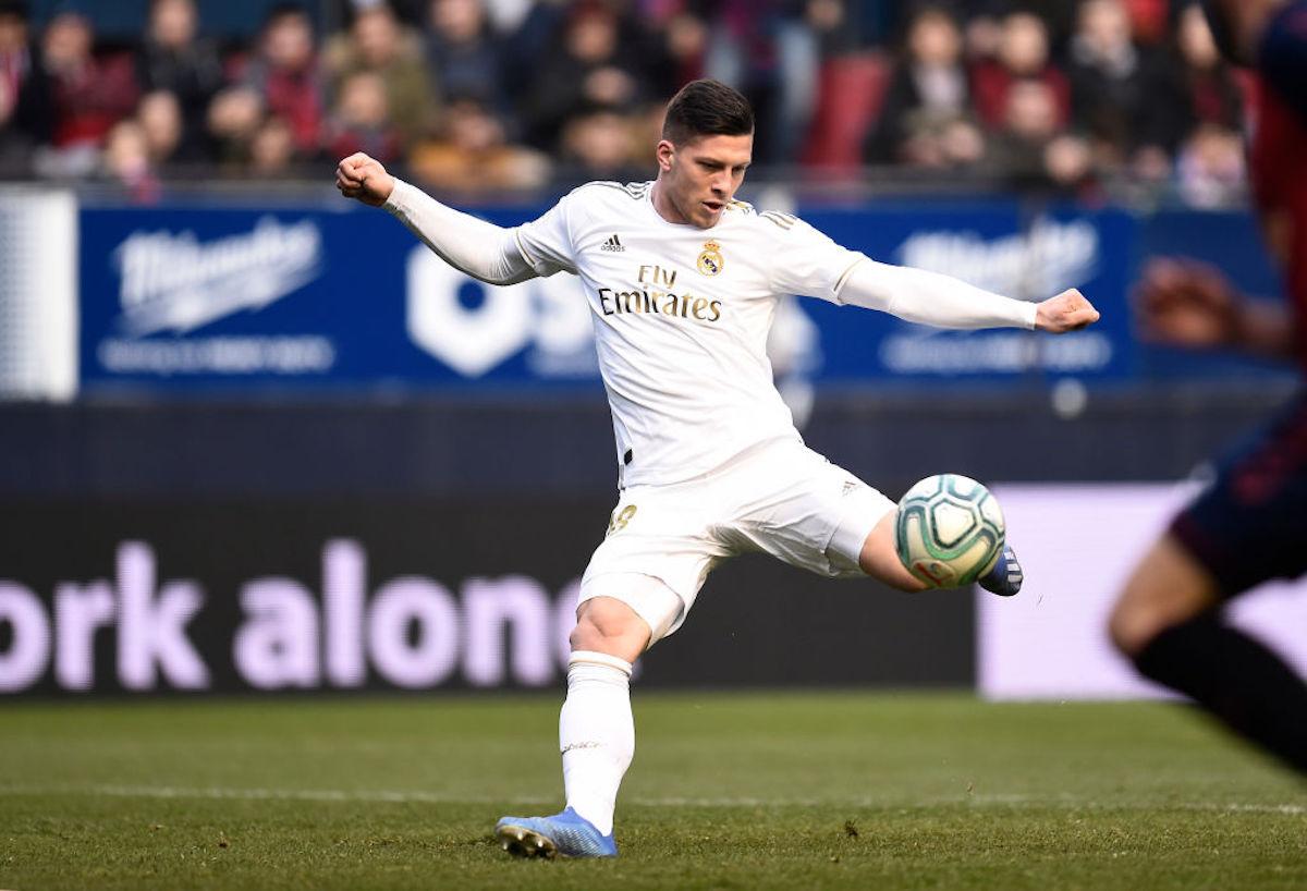 Real Madrid, Jovic rischia 6 mesi di carcere per una fuga d'amore