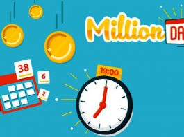 million day estrazione di oggi
