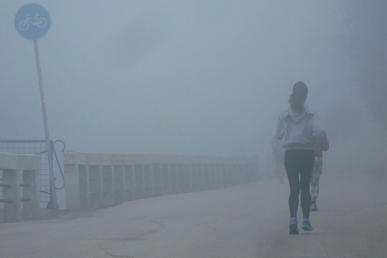 previsioni 31 ottobre bel tempo in tutta Italia e nebbia_Pianura Padana