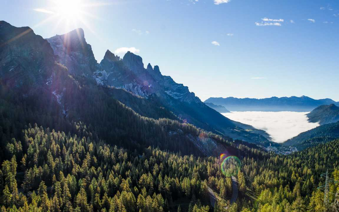 Meteo 31 ottobre, l'estate di San Martino porta il bel tempo in tutta Italia