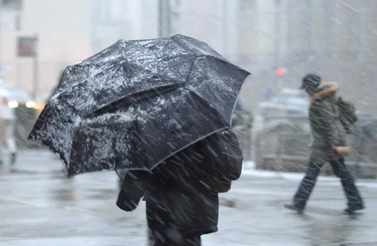 Sta arrivando il freddo, previsioni del tempo per novembre