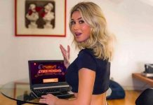 Diletta Leotta cyber Monday