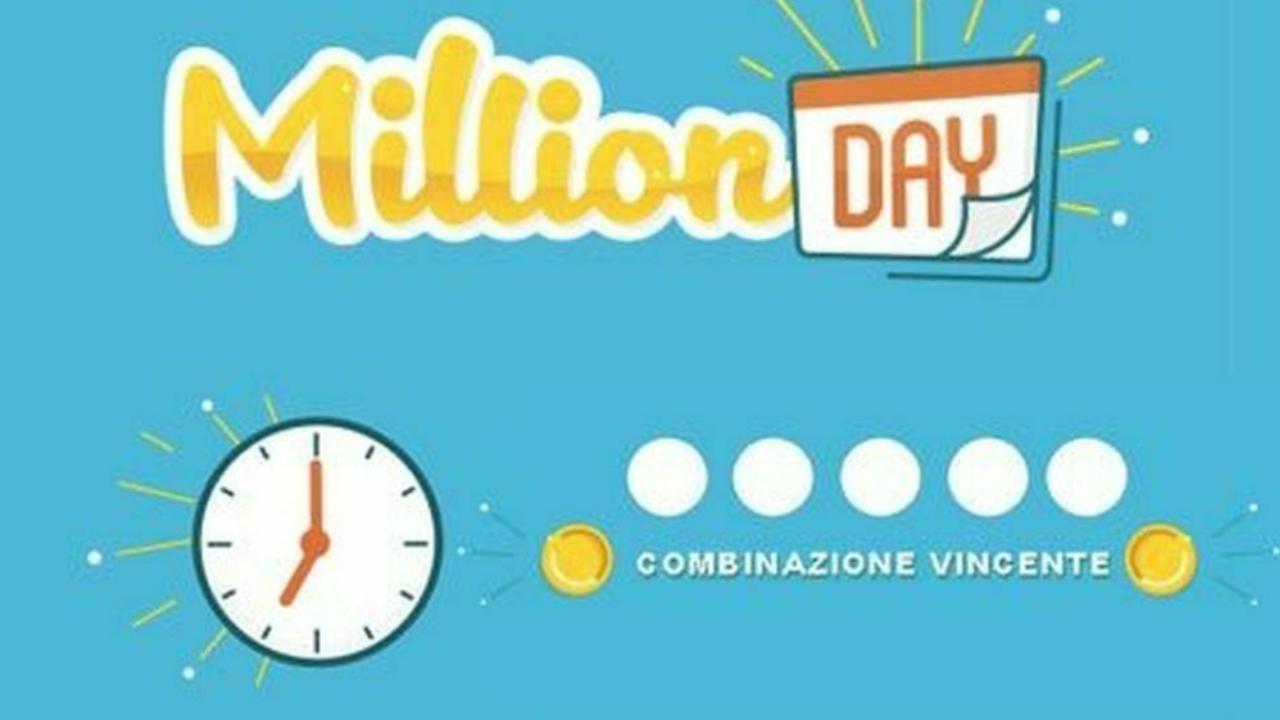 Million Day oggi: estrazione del 17 novembre 2020, numeri e premi