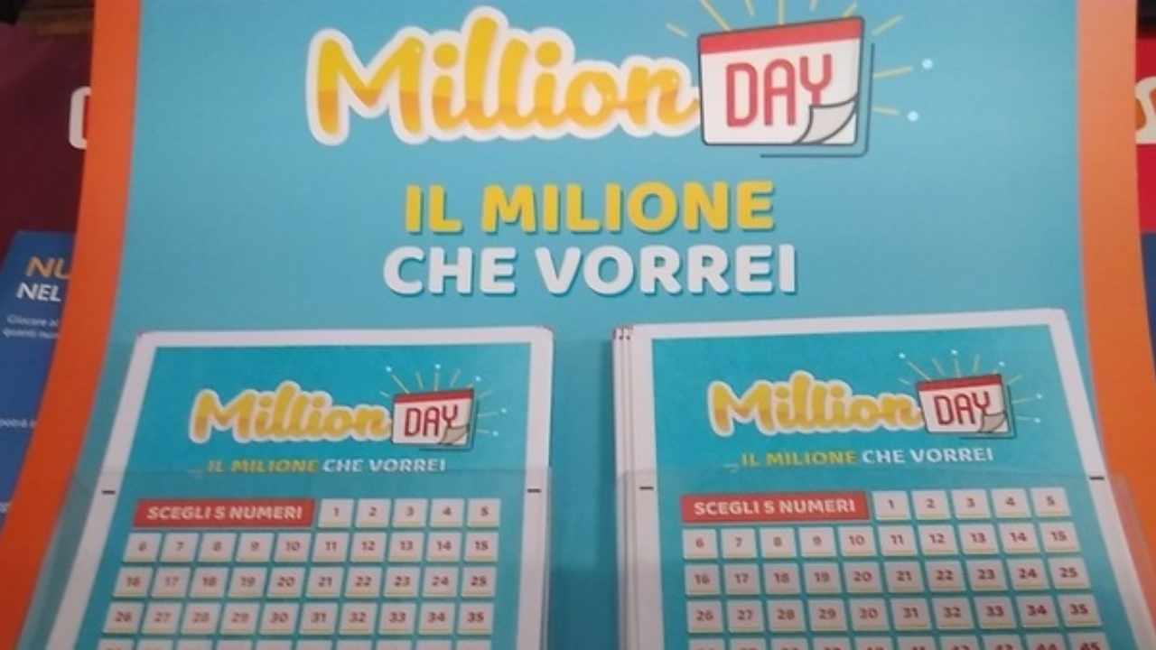 Million Day oggi: estrazione del 19 novembre 2020, numeri e premi