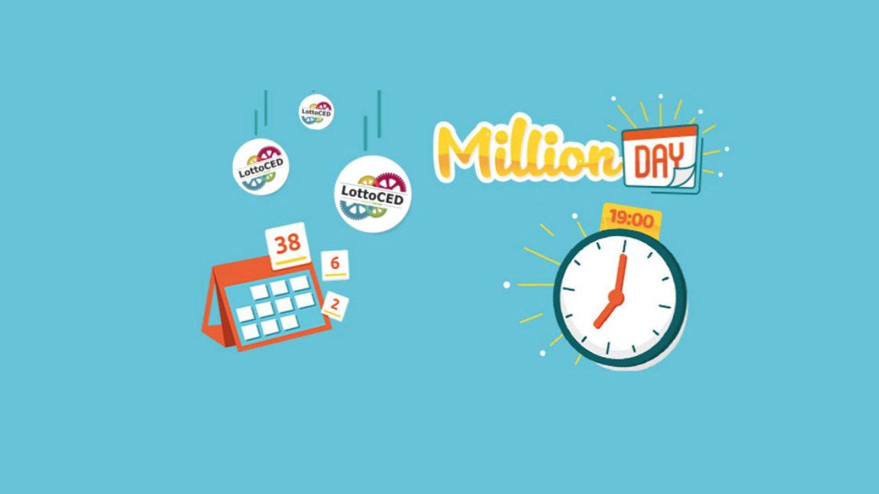 Million Day oggi: estrazione del 20 novembre 2020, numeri e premi