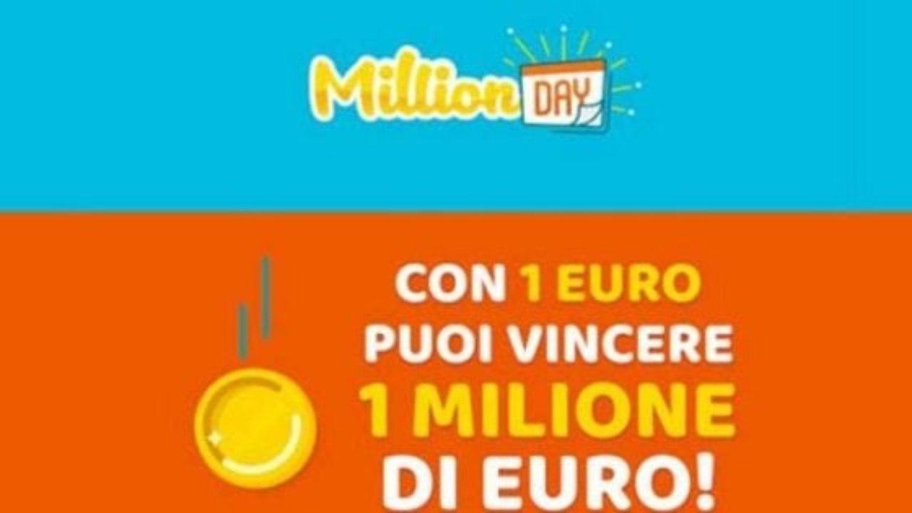 Million Day oggi: estrazione del 3 novembre 2020, numeri e premi