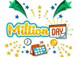 Million Day oggi: estrazione del 27 novembre 2020, numeri e premi