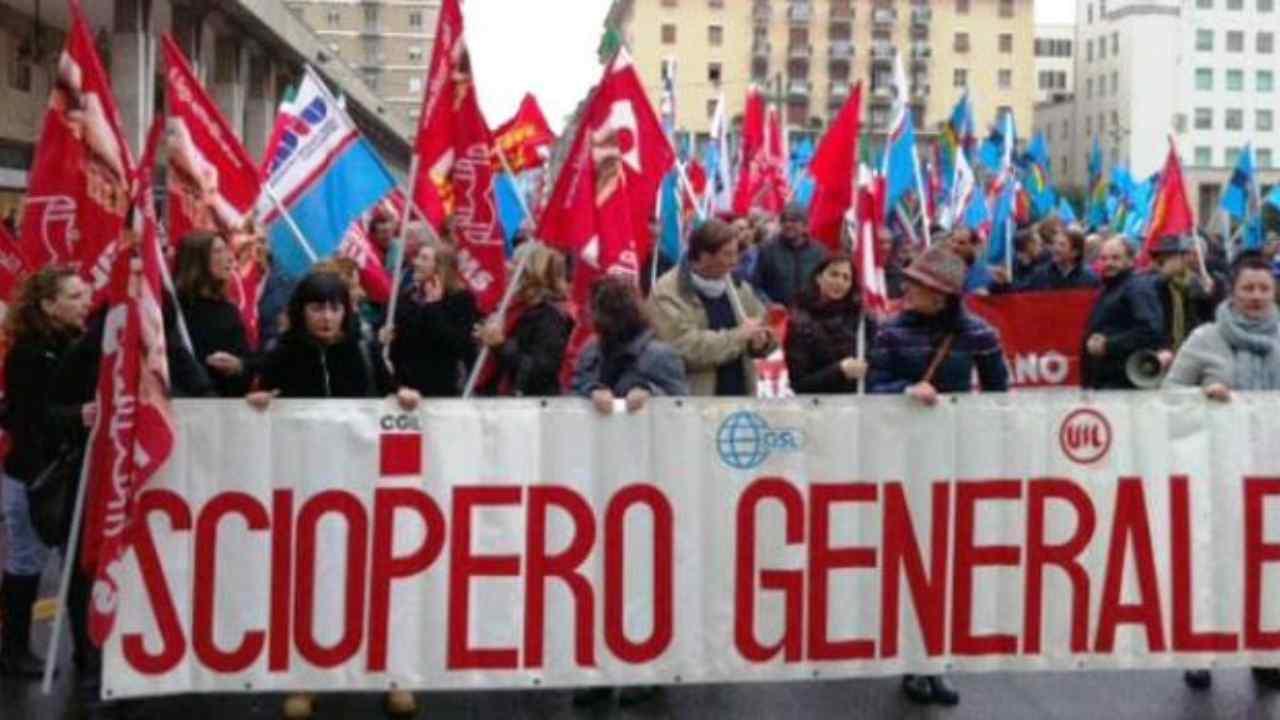 Sciopero nazionale dipendenti pubblici il 9 dicembre: il web protesta