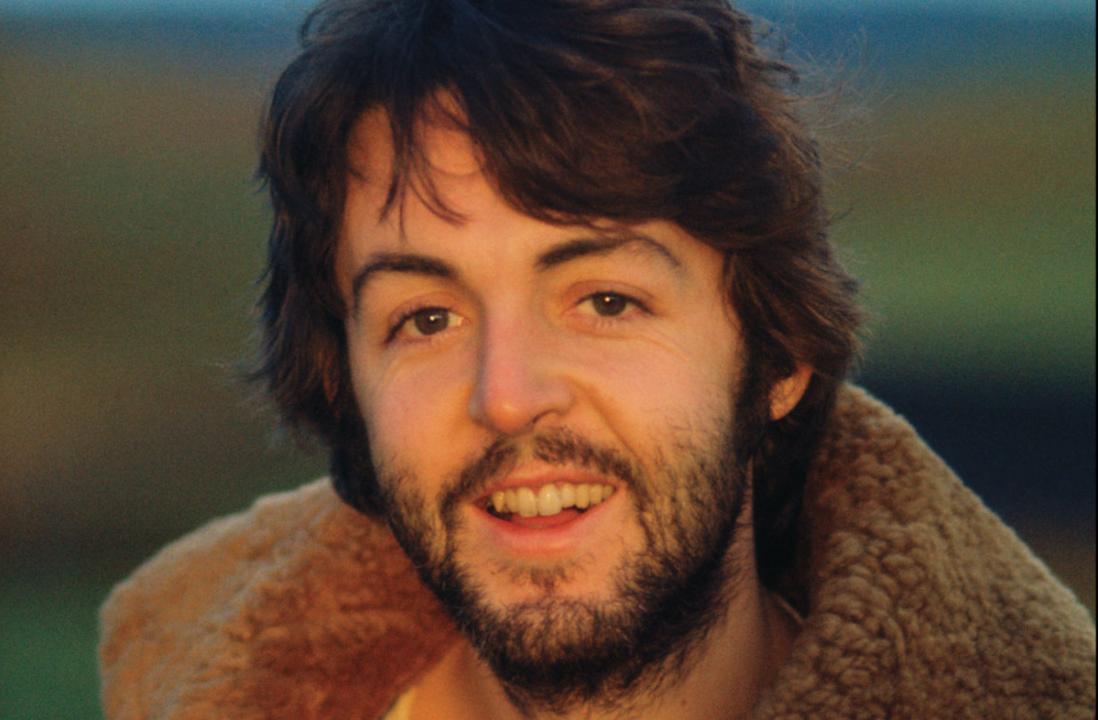 McCartney copertina