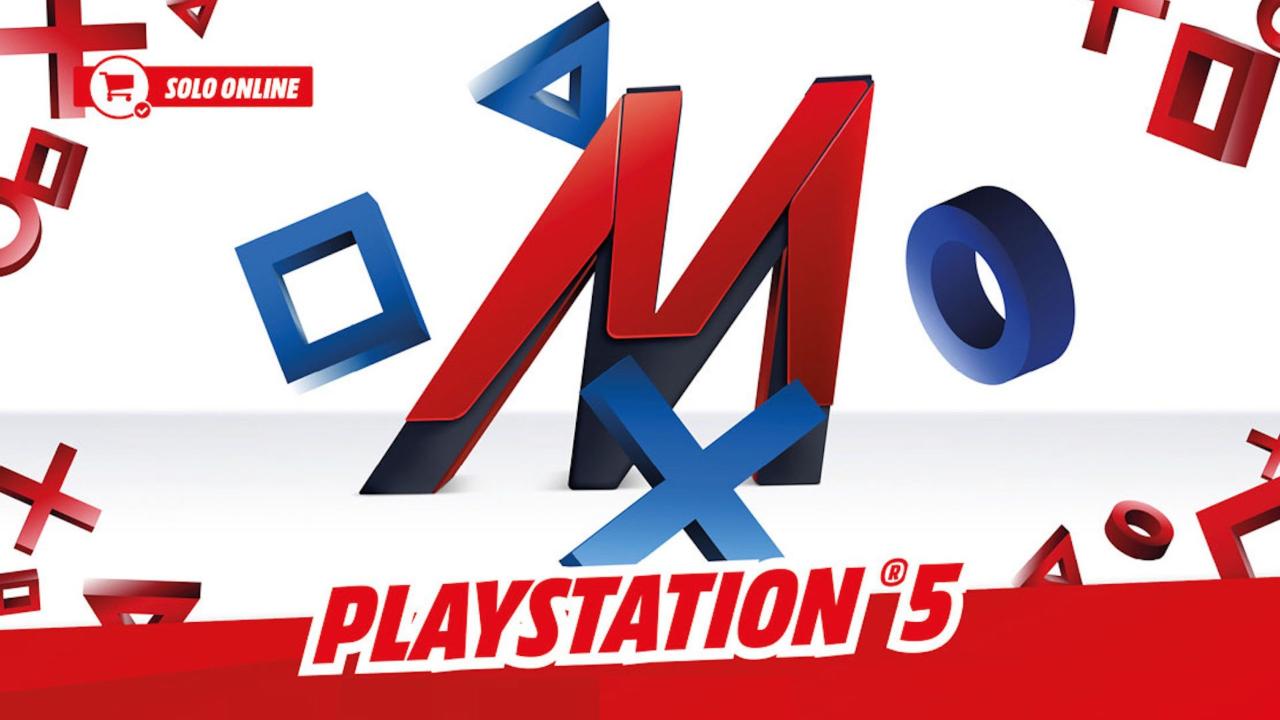 Mediaworld PS5