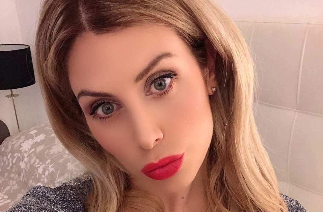 Paola Caruso su Instagram