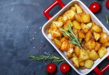 come fare le patate al forno croccanti