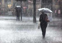 Meteo del weekend: tornano vento forte e piogge in tutta Italia