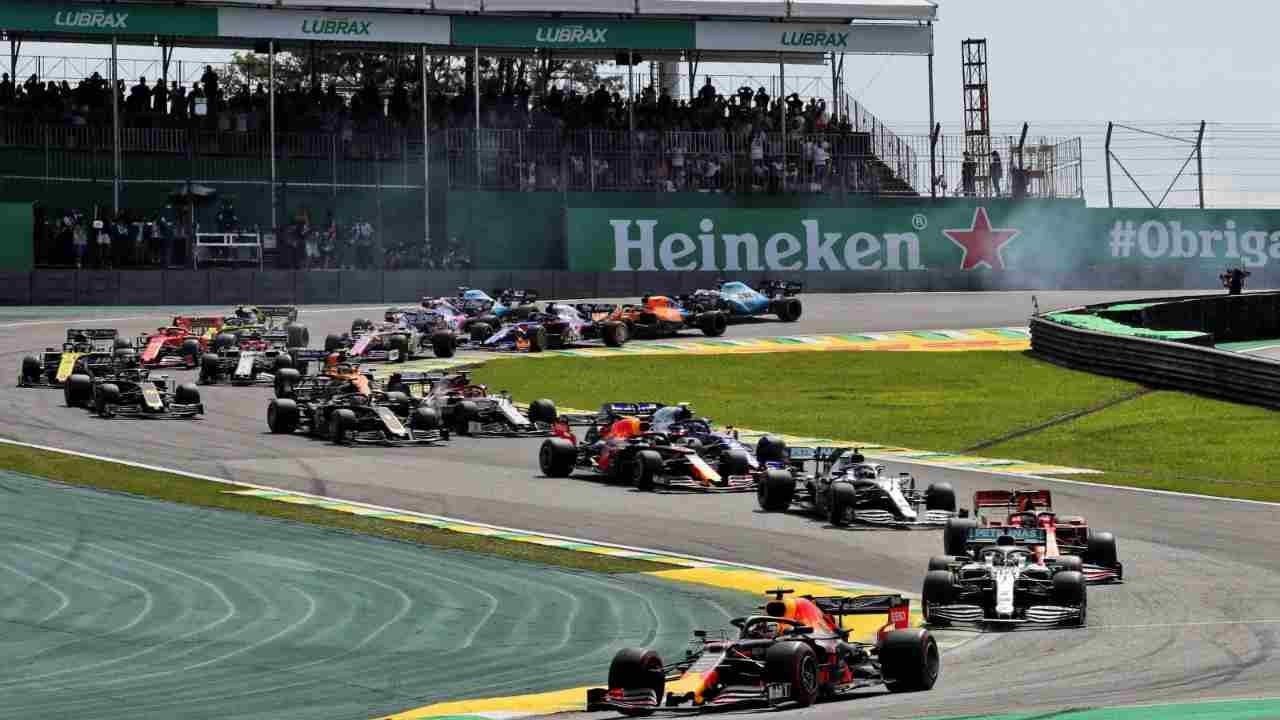 Formula 1, il Gp del Brasile resta a San Paolo per altri 5 anni