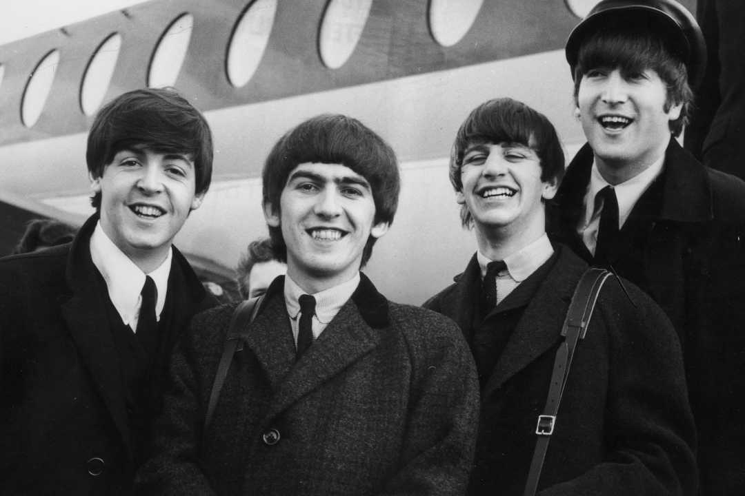 The Beatles (Photo Getty Images)