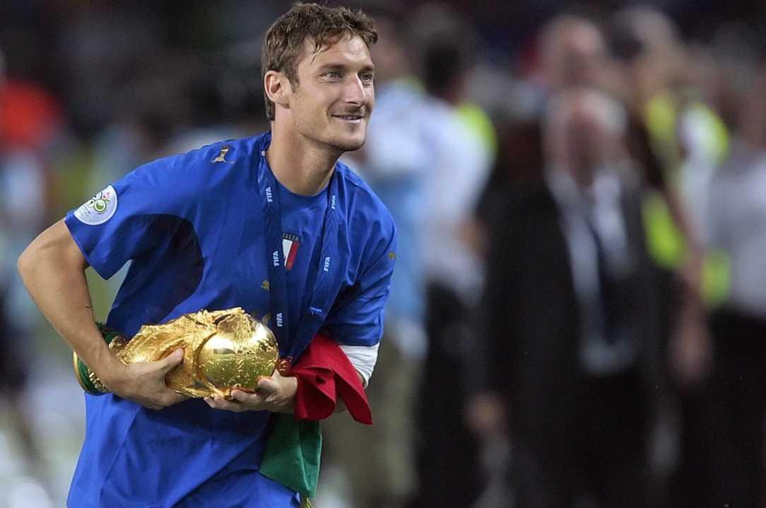 Totti Nazionale Italiana
