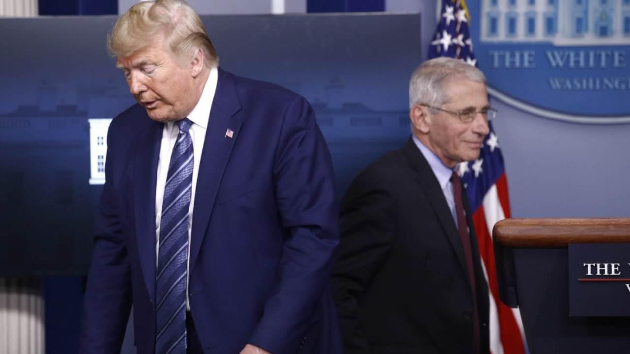 Trump e Biden scatenati
