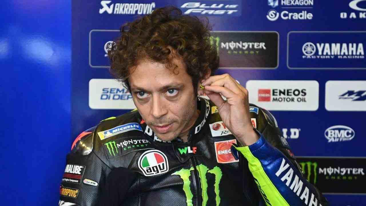 MotoGp, Guido Meda ha il Covid. E Valentino non scende in pista