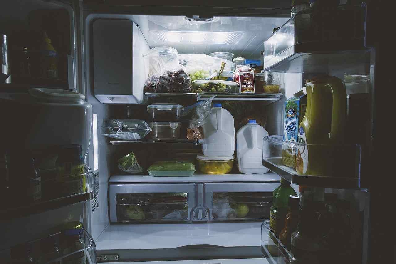 mettere il telefono in frigo