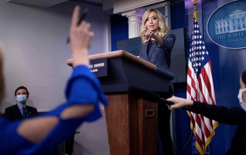"""La portavoce della Casa Bianca: """"Le elezioni non sono finite"""""""