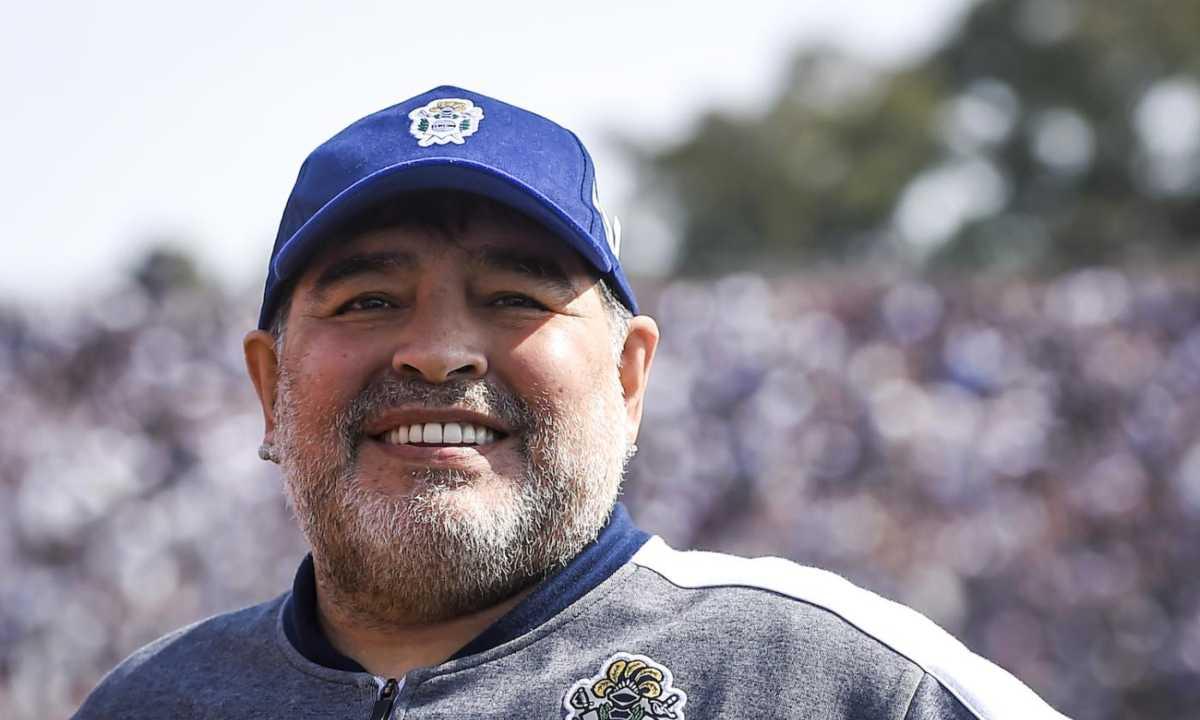 Diego Armando Maradona ricoverato in ospedale