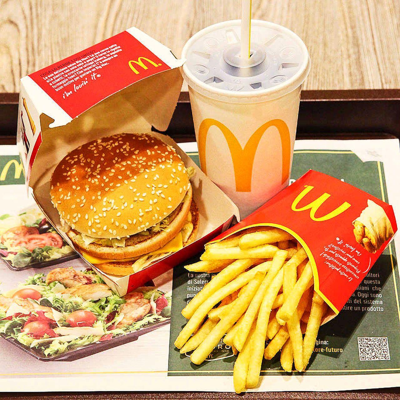 McDonald's, dal 2021 arrivano (finalmente) gli hamburger vegani
