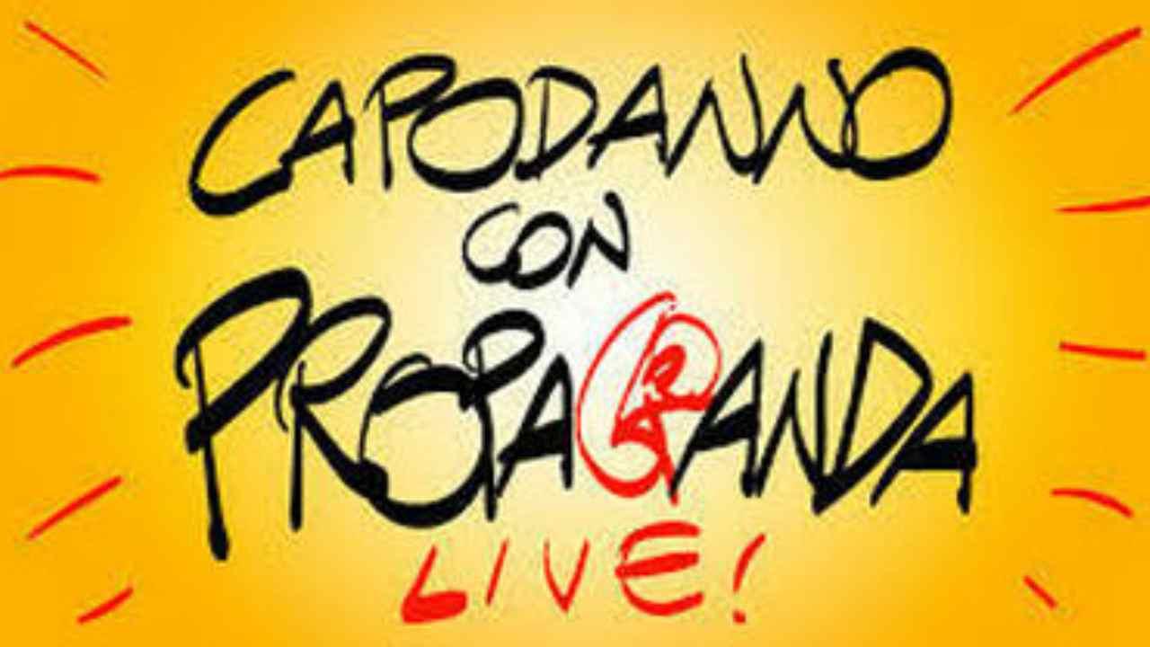 Capodanno Propaganda Live