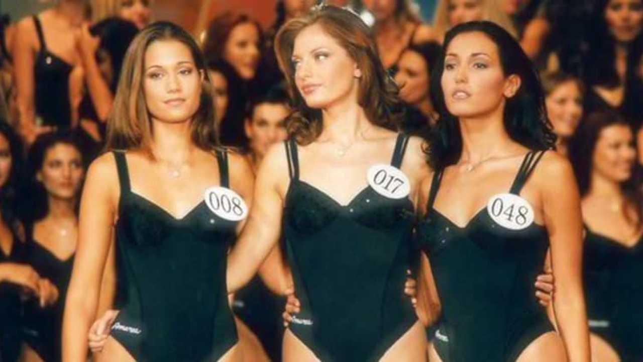 Caterina Balivo Miss Italia '99