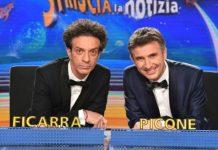 """Ficarra e Picone, addio a """"Striscia la notizia"""". Chi li sostituirà"""