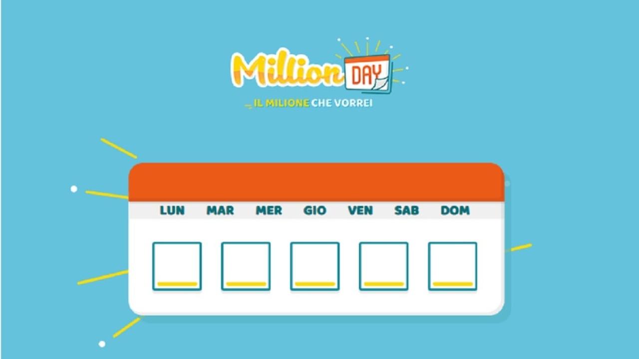 Million Day oggi: estrazione del 5 dicembre 2020, numeri e premi
