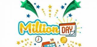 Million Day oggi: estrazione del 4 dicembre 2020, numeri e premi