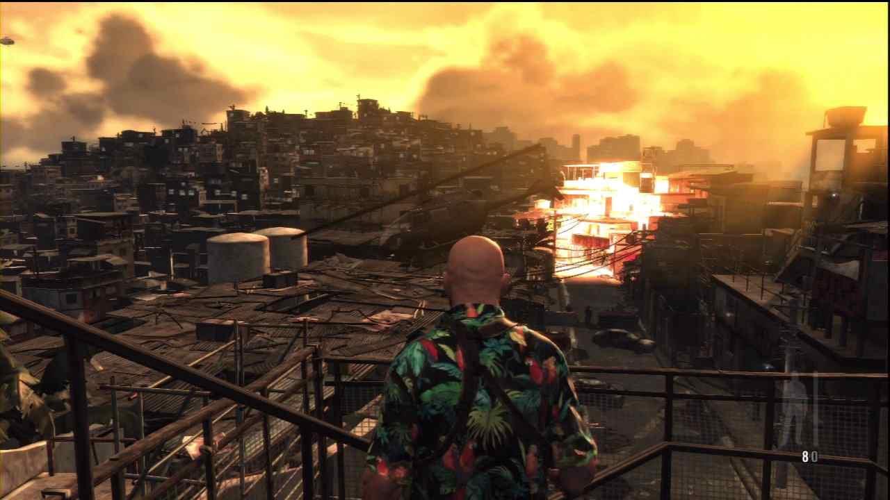 Max Payne a Rio