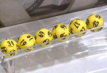 Palline lotto