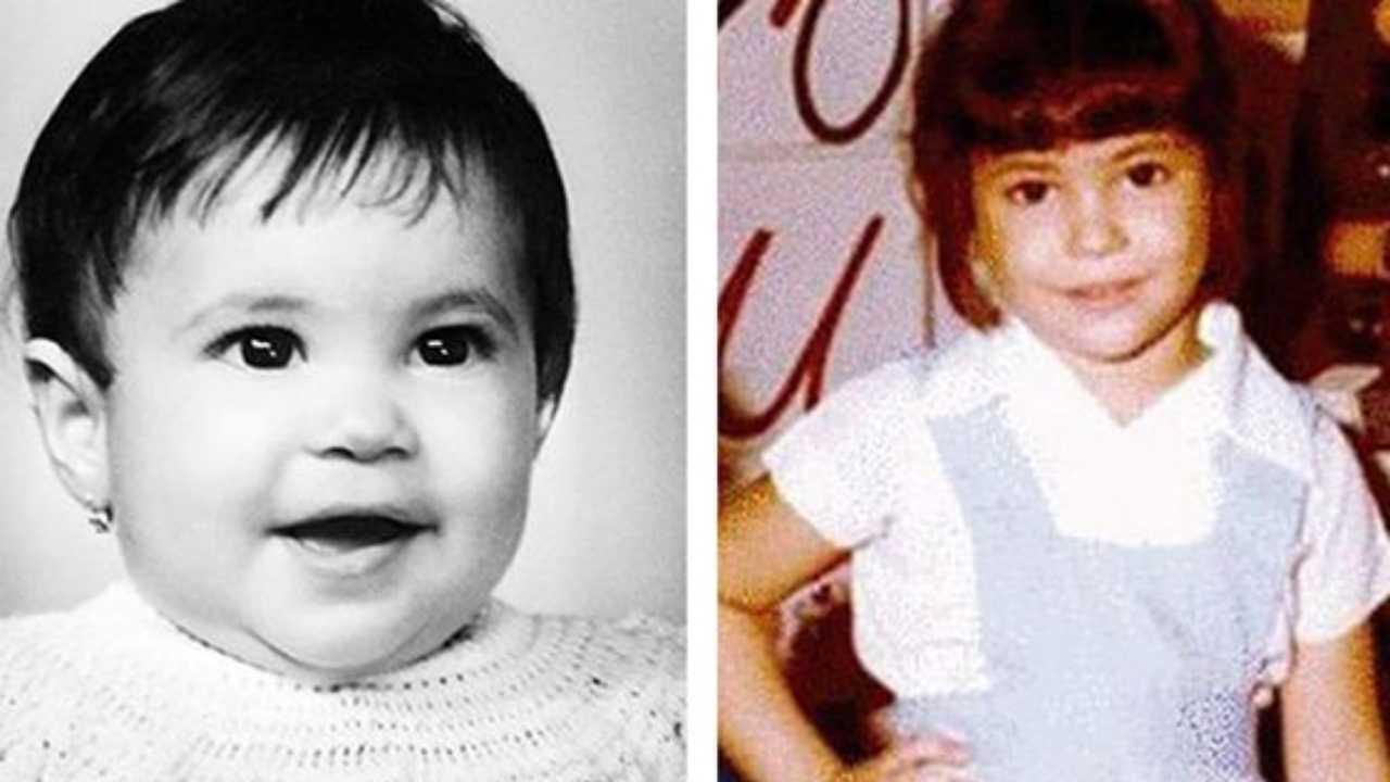Shakira bambina
