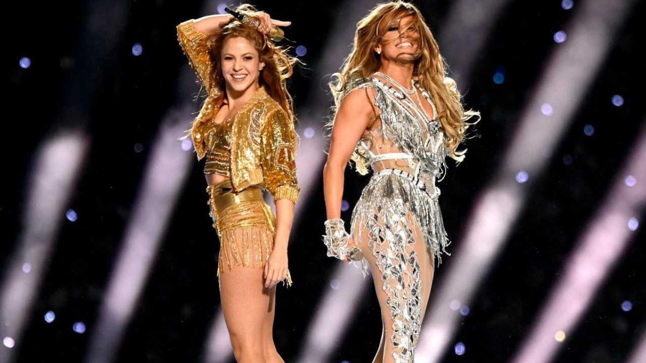 Shakira e Jennifer Lopez