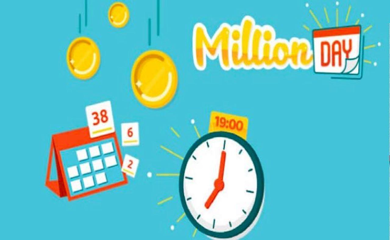 Million Day oggi: estrazione del 25 dicembre 2020, numeri e premi