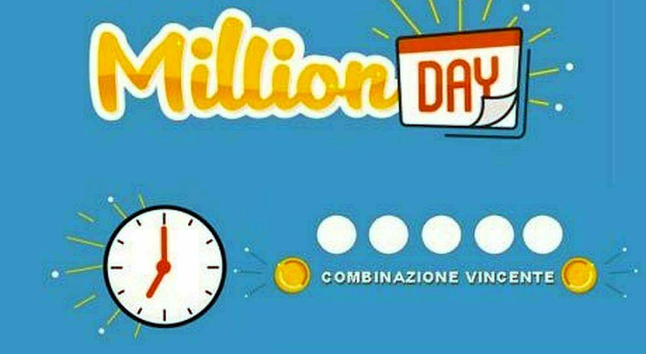 Million Day oggi: estrazione del 31 dicembre 2020, numeri e premi