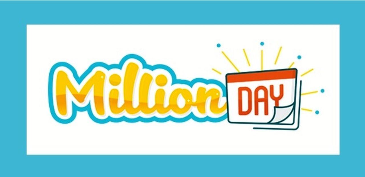 Million Day oggi: estrazione del 27 dicembre 2020, numeri e premi