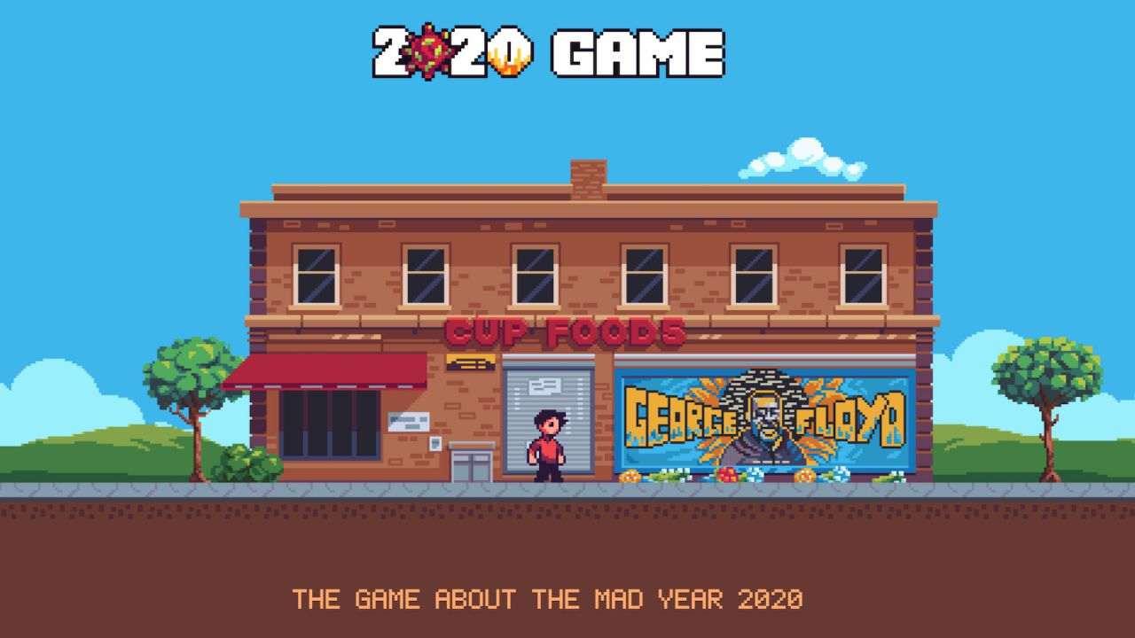 Covid, quarantena e disastri. Arriva 2020 game, il videogioco ispirato allo scorso anno
