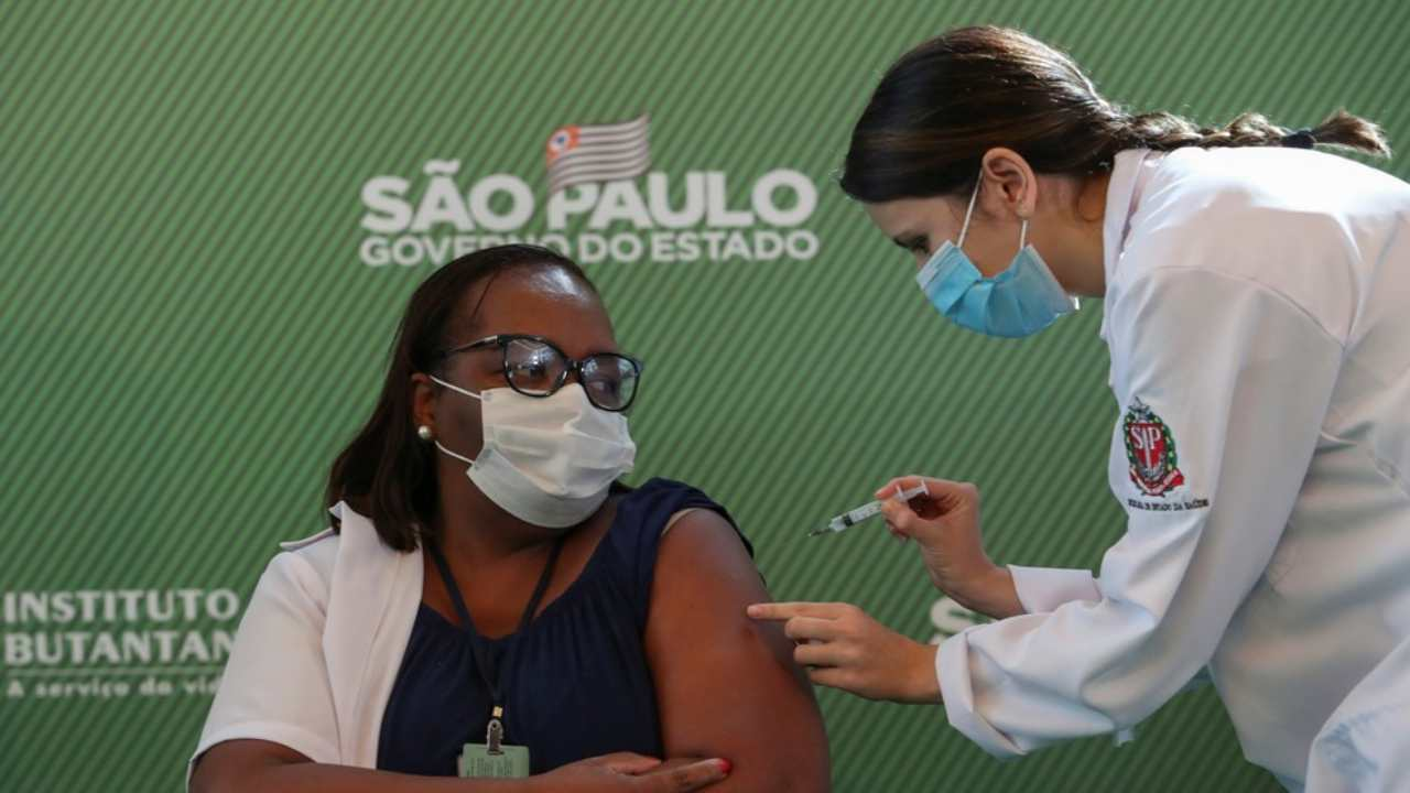 Vaccinazione Sao Paulo
